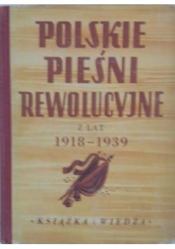 Polskie pieśni rewolucyjne z lat 1918-1939, 1950 r.