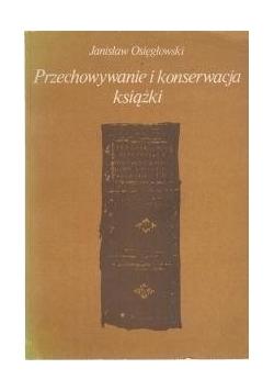 Przechowywanie i konserwacja książek