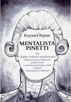 Mentalista Pinetti