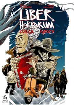 Liber Horrorum Księga Grozy