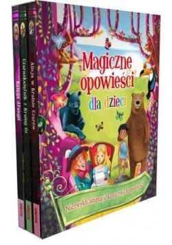 Pakiet - Magiczne opowieści dla dzieci