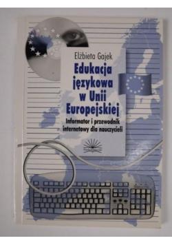Edukacja językowa w Unii Europejskiej