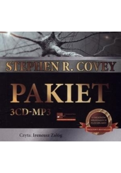Pakiet - Stephen R. Covey Audiobook
