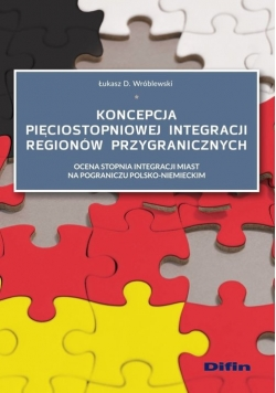 Koncepcja pięciostopniowej integracji regionów przygranicznych