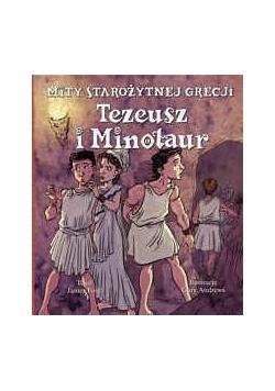 Tezeusz i Minotaur