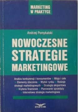 Nowoczesne strategie marketingowe