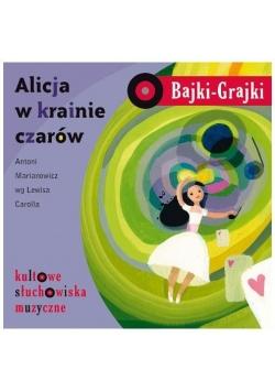 Bajki - Grajki. Alicja w krainie czarów CD
