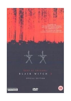Book of Shadows: Blair Witch 2,DVD