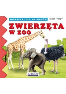 Wierszyki Zwierzęta w zoo