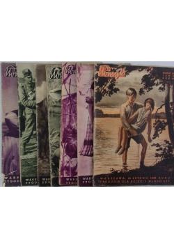 czasopisma płomyk, 7 książek