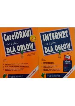 CorelDraw! nie tylko dla orłów /Internet nie tylko dla orłów