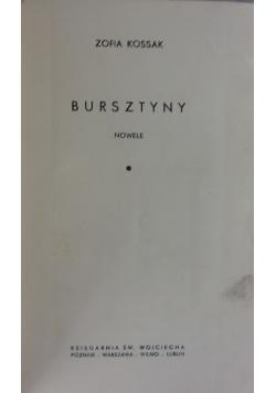 Bursztyny