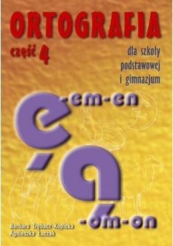 Ortografia dla SP i GIM cz.4 ę, ą GWO