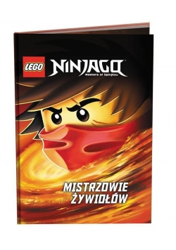 LEGO ® Ninjago. Mistrzowie Żywiołów