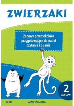 Zwierzaki 2 Zabawy przedszkolaka