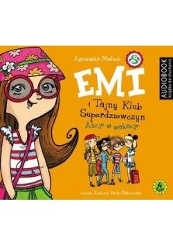 Emi i Tajny Klub Superdz.T.4. Akcje w wakacje CD