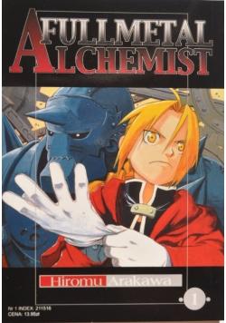 Fullmetal Alchemist nr.1