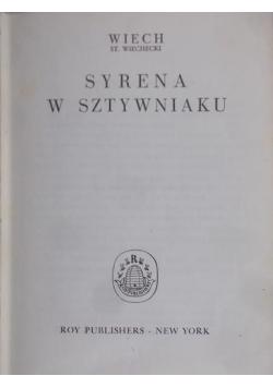 Syrena w sztywniaku 1944 r