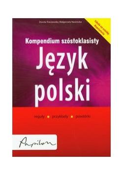 Kompendium szóstoklasisty Język polski