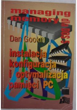 Instalacja konfiguracja i optymalizacja pamięci PC