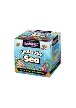 BrainBox Under Sea wersja angielska ALBI