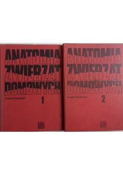 Anatomia Zwierząt domowych, Tom I-II