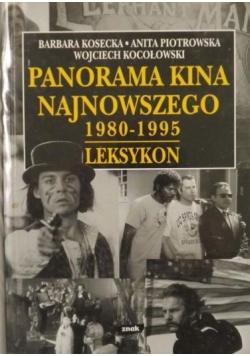 Panorama kina najnowszego 1980-1995. Leksykon