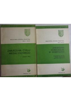 Zaburzenia cyklu miesiączkowego / Zaburzenia hormonalne w ginekologii
