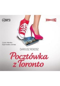 Pocztówka z Toronto audiobook