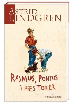 Rasmus, Pontus i pies Toker oprawa broszurowa