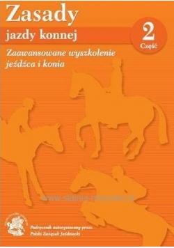 Zasady jazdy konnej, cz. 2