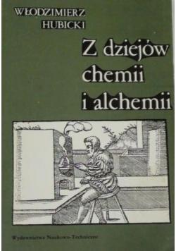Z dziejów chemii i alchemii