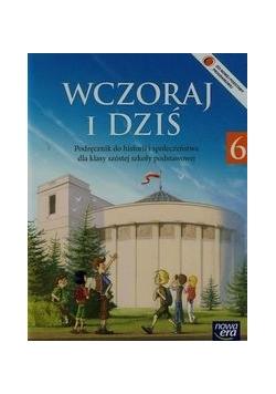 Wczoraj i dziś 6 Historia i społeczeństwo Podręcznik