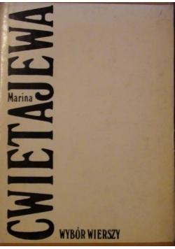 Cwietajewa Marina - Wybór wierszy