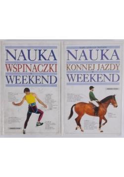 Nauka konnej jazdy w weekend , Nauka wspinaczki w weekend