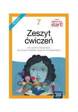 J.Polski SP  7 Nowe Słowa na start! ćw NE