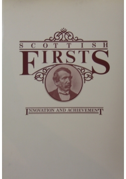 Scottish firsts