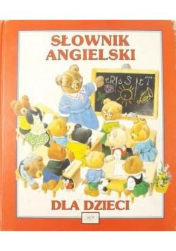 Słownik angielski dla dzieci