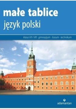 Małe tablice. Język polski