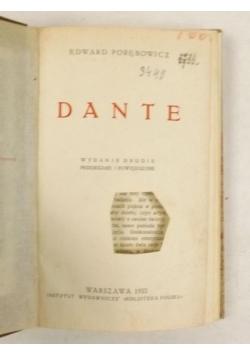 Dante, 1922 r.