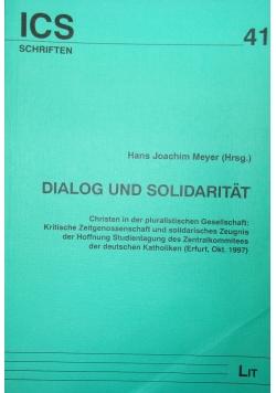 Dialog und solidaritat