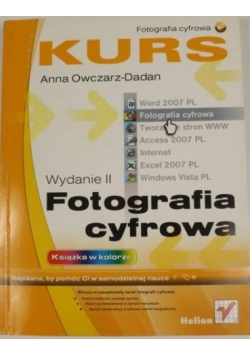 Kurs fotografia cyfrowa