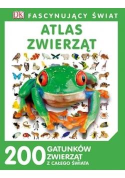 Fascynujący Świat - Atlas Zwierząt