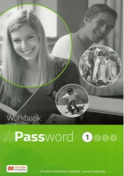 Password 1 WB MACMILLAN