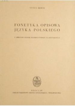 Fonetyka opisowa języka polskiego