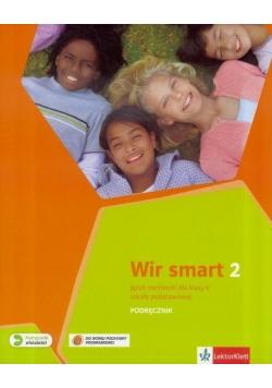 Wir smart 2 KB (kl. V) + CD LEKTORKLETT