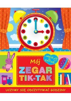 Mój zegar tik-tak