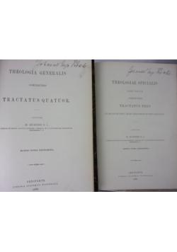 Theologiae Dogmaticae,Tom I,II,1869r.