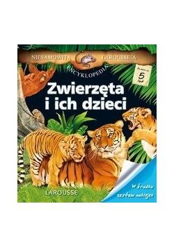 Niesamowita Encyklopedia Zwierzęta i ich dzieci