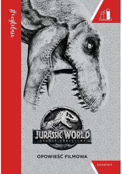 Jurassic World 2 Opowieść filmowa. #Czytelnia